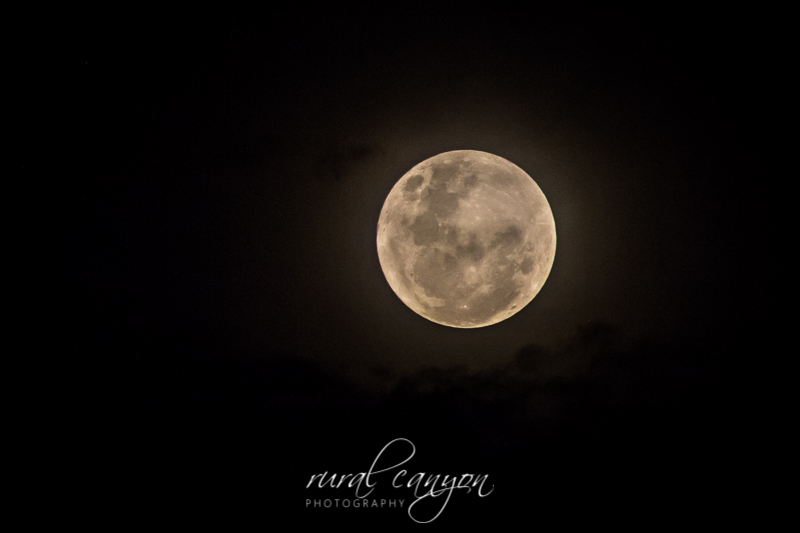 Supermoon Dec-6