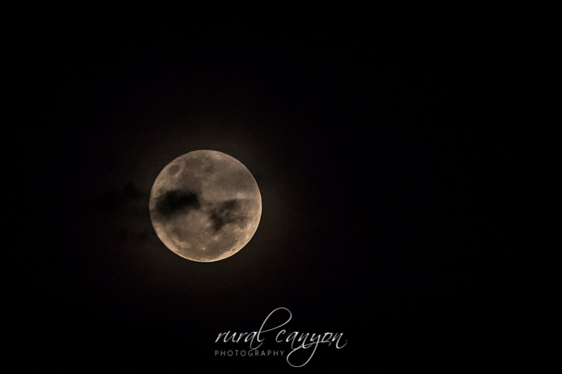 Supermoon Dec-9